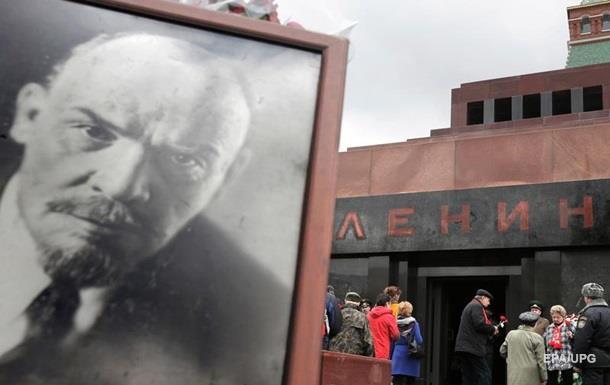 Єльцин збирався знести мавзолей Леніна - екс-прем єр РФ