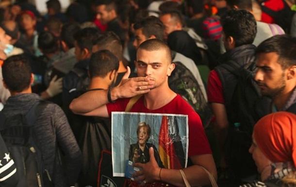 ЄС прийняв удвічі більше біженців, ніж у 2015 році