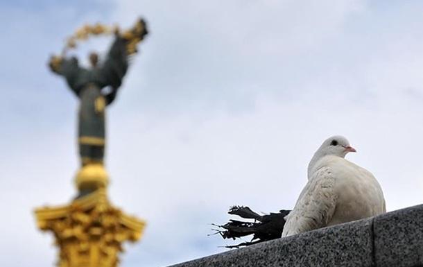 Украине нужен мир и порядок