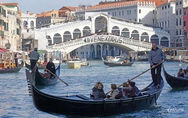 В Венеции хотят ограничить число туристов