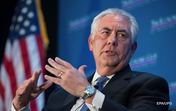 Тіллерсон: Китай готовий ввести санкції проти КНДР