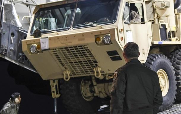 Система THAAD коштуватиме Південній Кореї мільярд доларів