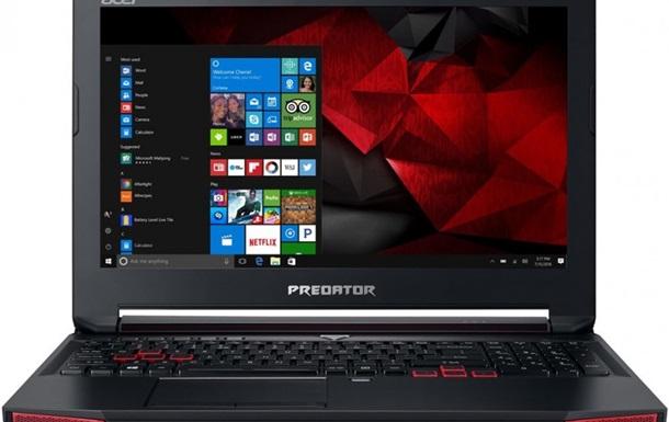 Acer презентувала  бюджетний  ігровий ноутбук