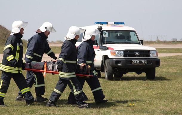 Рятувальники провели спецнавчання для Євробачення