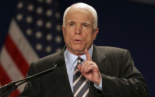 Ситуація на Балканах знову загострюється - Маккейн