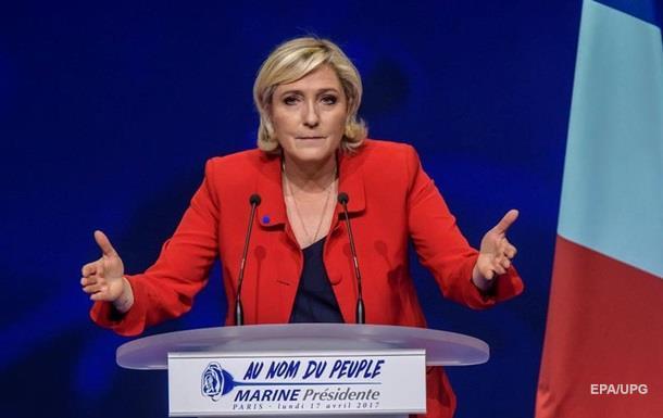 Більшість французів стурбовані Ле Пен - опитування
