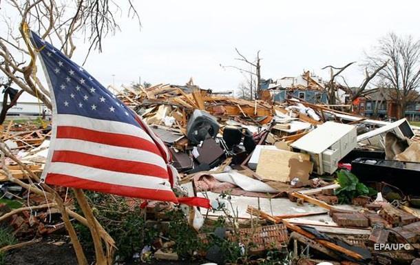 У Техасі жертвами торнадо стали п ятеро людей