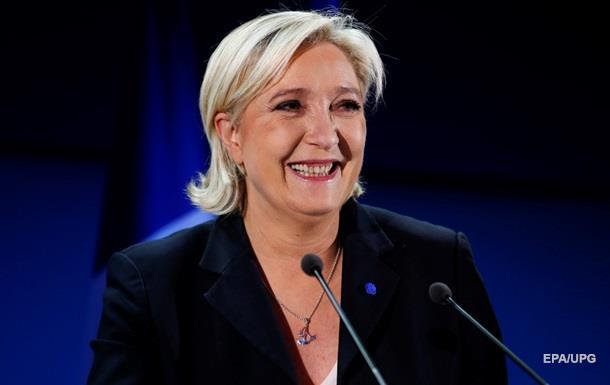 Ле Пен: Мій прапор - це любов французів