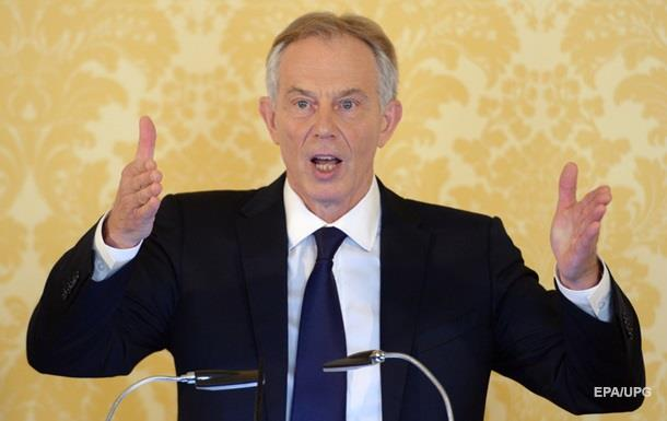 Блэр возвращается в политику из-за Brexit