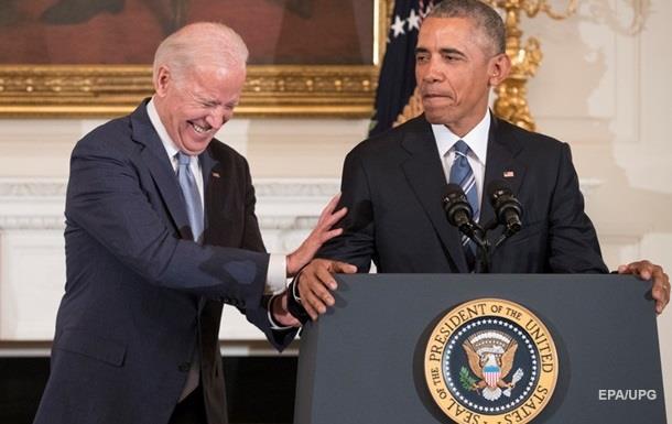 Обама і Байден агітуватимуть за Демократичну партію