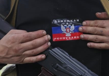 Первомайская показуха в Донецке и ДНР