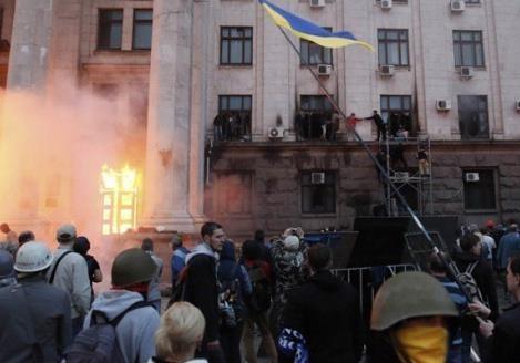Трагедия в Одессе 2 мая 2014. Последствия.