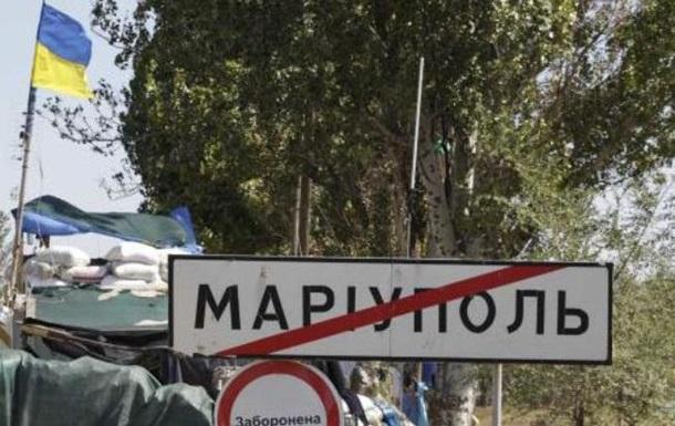 Під Маріуполем у військовій частині загинув боєць ЗСУ