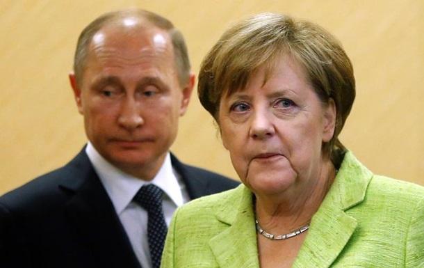 Меркель: Окрім Мінську, нові угоди непотрібні