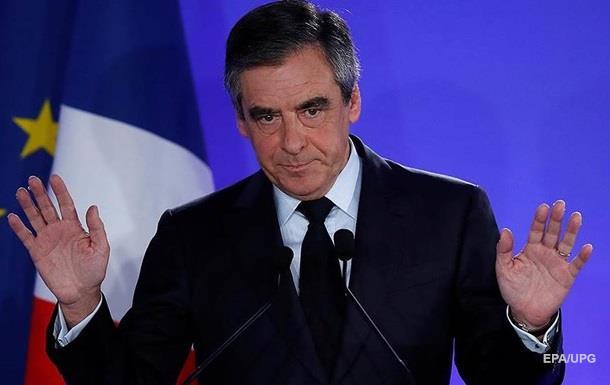 Франсуа Фійон йде з політики