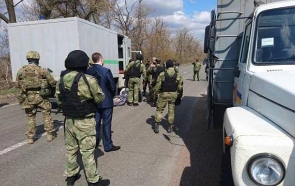 ДНРники відвідають українські в язниці - ЗМІ