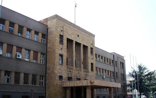 У парламенті Македонії знайшли вибухівку