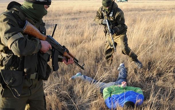 На кордоні РФ з Україною зі стріляниною ловили контрабандистів