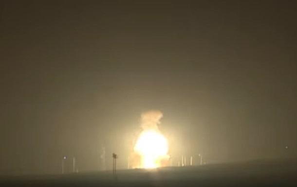 США знову випробували міжконтинентальну ракету