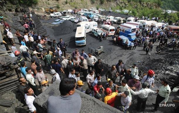 Вибух у шахті Ірану: загинуло понад 20 осіб