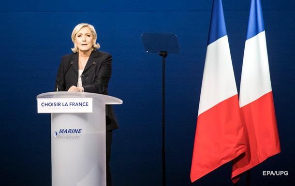 Ле Пен виступила проти  холодної війни  з Росією