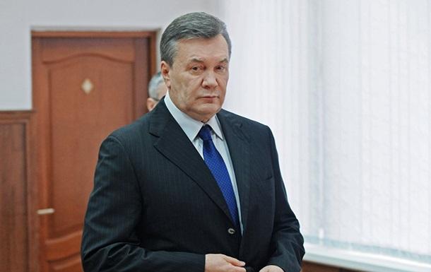 Суд над Януковичем перенесли задля допиту через Skype