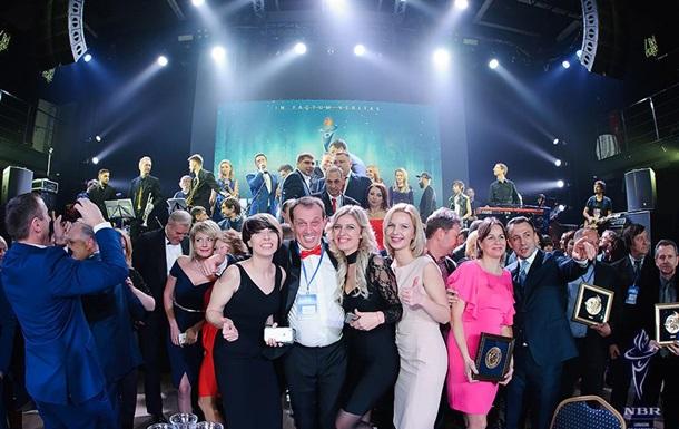 Международная Церемония награждения компаний-лидеров стран СНГ в этом году