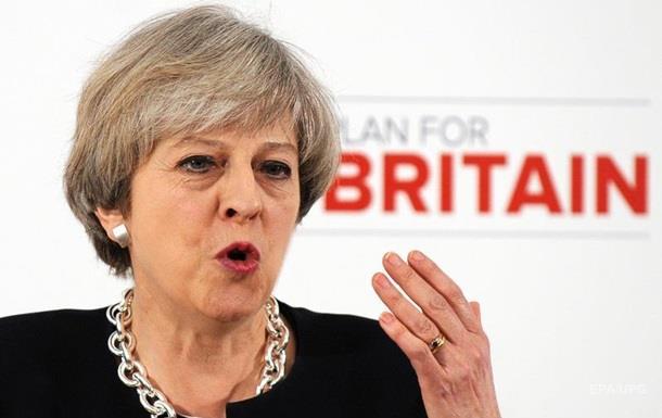 Мей оголосила війну. Британія залишає ЄС з боєм