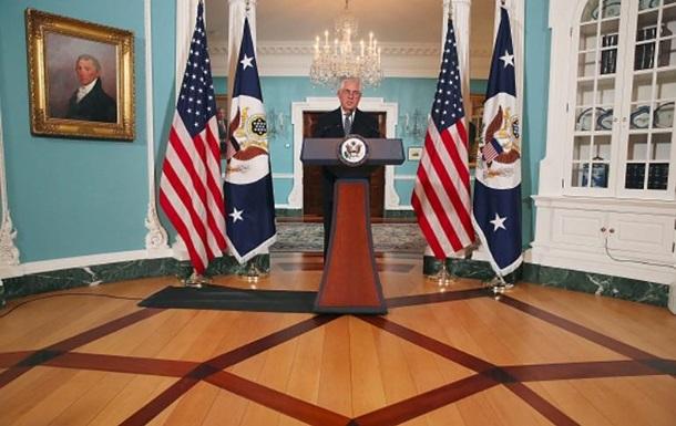 США: Наши ценности - больше не условие для сотрудничества