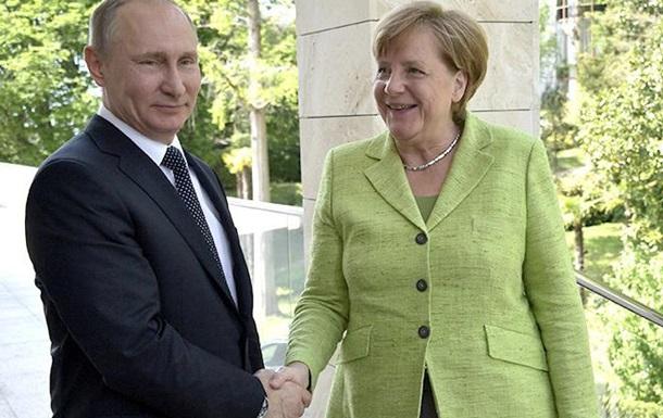 Итоги встречи Меркель и Путина: боевая ничья в пользу Украины