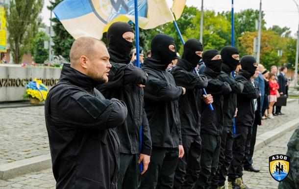 Конгресс США запретил помощь батальону Азов