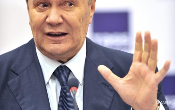 Шукайте самі. З розшуком Януковича не склалося