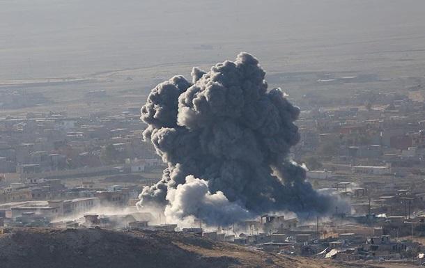 Пентагон визнав удар по мечеті в Сирії