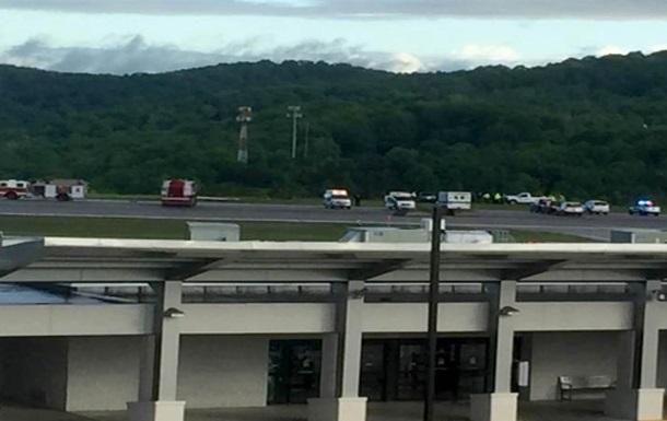 В США разбился грузовой самолет, двое погибших