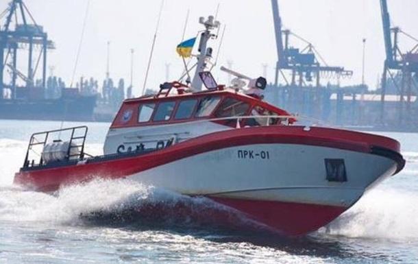 Україна звинуватила Росію в спробі захопити судно