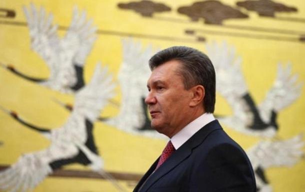 Суд показал новую повестку Януковичу