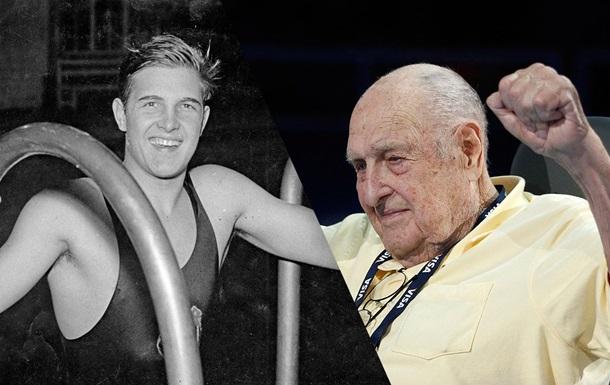 Умер старейший обладатель золотой Олимпийской медали