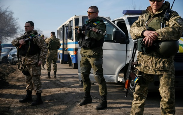 Доба в АТО: 63 обстріли, п ять військових поранені