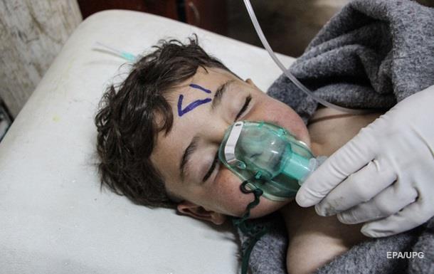 Почалося розслідування хіматаки в Сирії