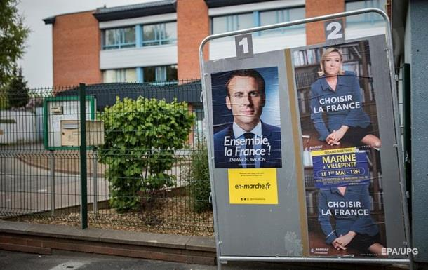 У Франції проходить фінальний тур виборів