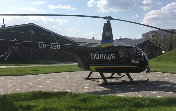 Євробачення: стежити за порядком буде унікальний вертоліт