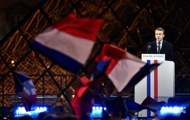 Європа і світ чекають від Франції перемог – Макрон