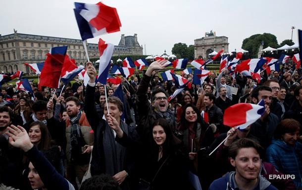 Оприлюднено підсумки виборів президента Франції