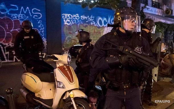 У Франції затримали понад 140 учасників протесту проти підсумків виборів