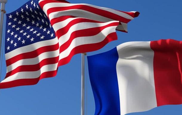 Трамп і Макрон зустрінуться на саміті НАТО в травні