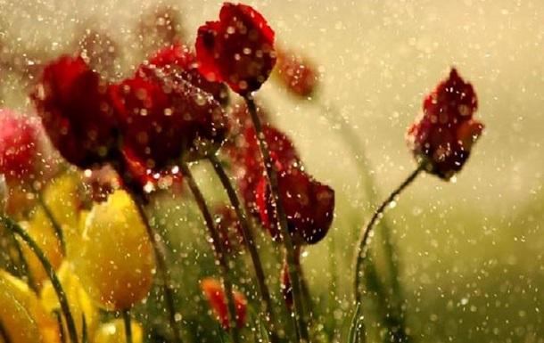 В Україну йде похолодання і дощі