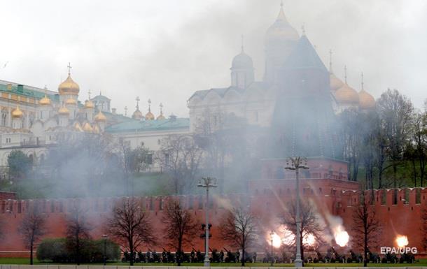 У Москві через негоду не відбувся повітряний парад