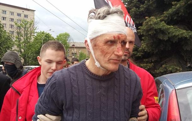 В Киеве полиция задержала 24 члена ОУН