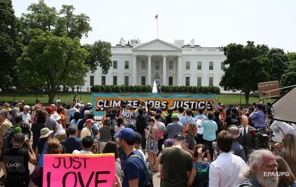 США відклали вихід із Паризької угоди щодо клімату