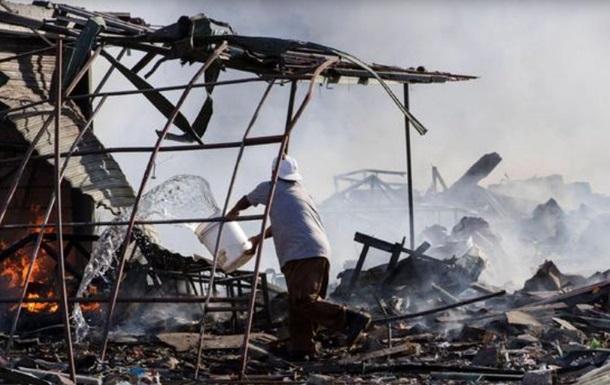 У Мексиці вибухнув склад з піротехнікою, 14 загиблих